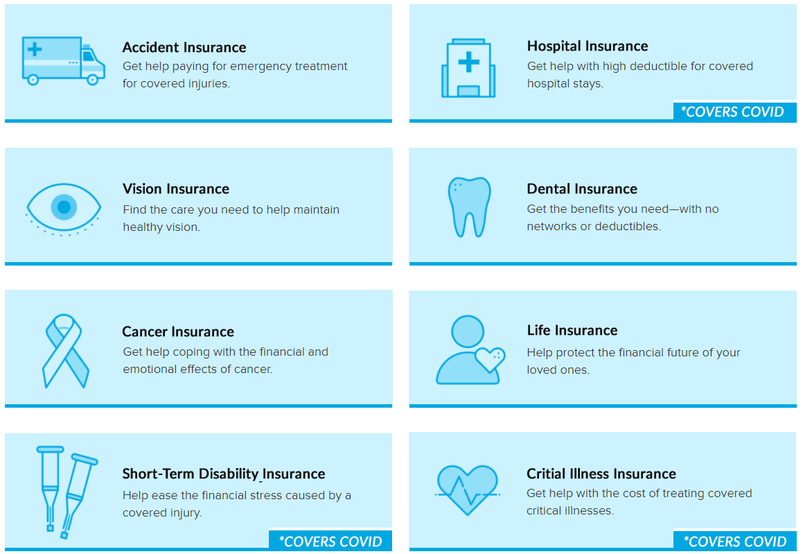 Supplemental-Health-Insurance-Accident-Insurance-Hospital-Insurance-Vision-Dental-COVID